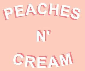 aesthetic, peaches, and love image