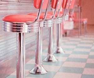pink, retro, and vintage image