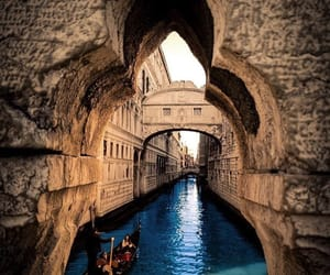 venice, place, and italy image