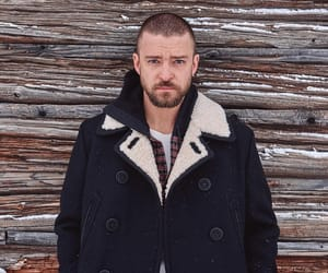 justin timberlake and man of the woods image