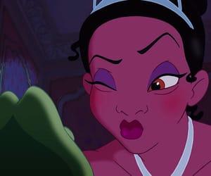 princess and the frog and tiana image