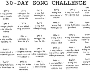 challenge, songs, and instagram image