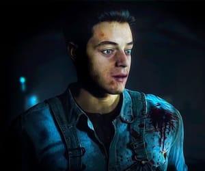 game, gaming, and until dawn image