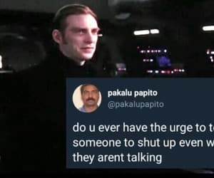 funny, star wars, and hux image