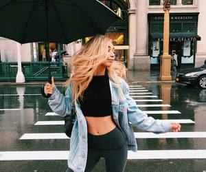 beautiful, girl, and new york image