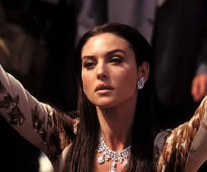 fashion, monica bellucci, and beauty image