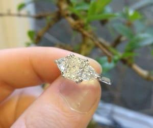 bespoke diamonds dublin and trilogy engagement ring image