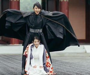 moon lovers, scarlet heart ryeo, and iu image