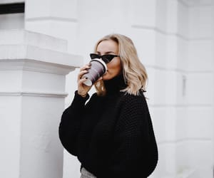 black, blonde, and blogger image