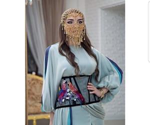 arab, arabic, and burka image