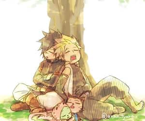 fairy tail, art, and boy image