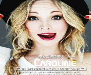 the vampire diaries, caroline forbes, and candice king image