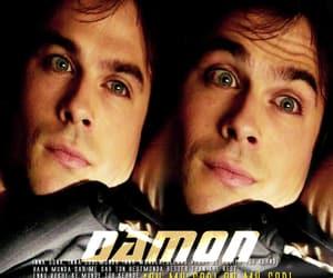 ian somerhalder, the vampire diaries, and damon salvatore image
