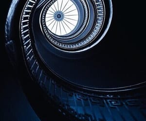 blue, dark, and navy blue image