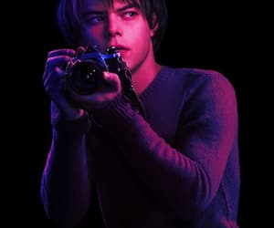 stranger things, netflix, and jonathan byers image