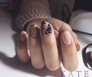 art, glitters, and nails image