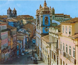 brazil, salvador, and pelourinho image