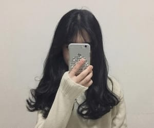 girl, asian, and style image