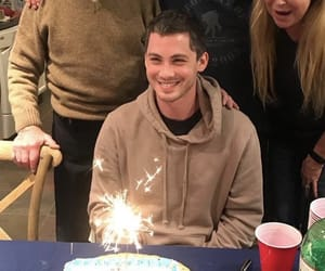 birthday and loganlerman image