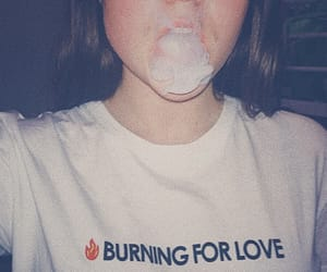 Bershka, smoke, and tumblr image