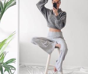 clothes, minimalism, and yoga image