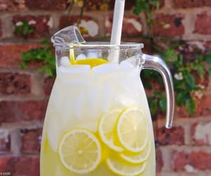 lemonade and drink image