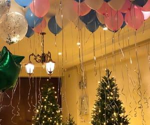 balloons, beautiful, and luxury image