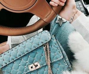 bag, car, and fresh image