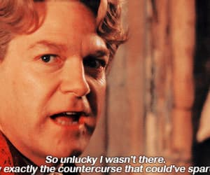 gif, harry potter, and kenneth branagh image