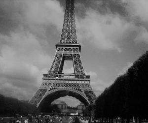 Dream, paris, and torre eiffel image