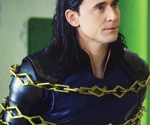 comics, Marvel, and loki image