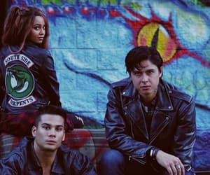 riverdale, serpents, and southside serpents image