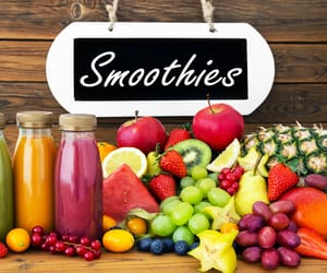 smoothies, healthy smoothies, and smoothie recipes image