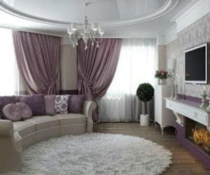 living rooms, room ideas, and rooms 2018 image
