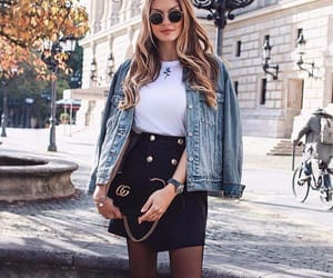 clothing, look, and fashion image