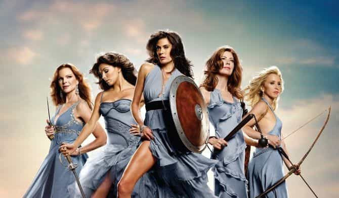article, Desperate Housewives, and parks and recreation image
