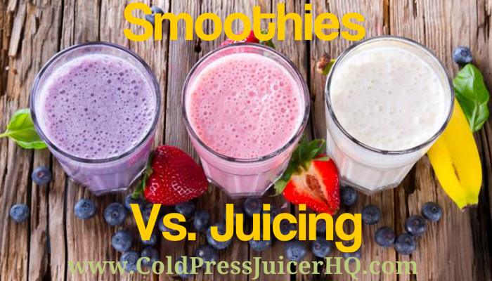 blending, juicing, and smoothies image