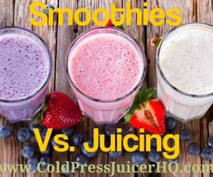smoothies, nutrition tips, and blending image