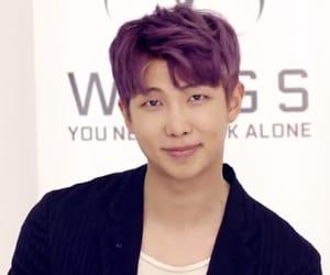 purple hair, rm, and lq image