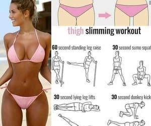 abdomen, rutina, and ejercicio image