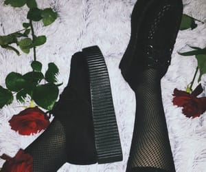 aesthetic, creepers, and dark image