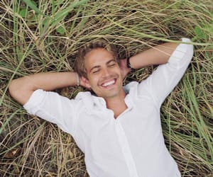 paul walker, handsome, and rip image