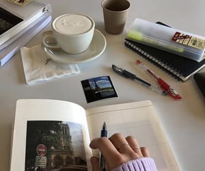 aesthetic, coffee, and minimal image