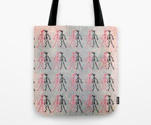 fashion, tote bag, and unicorn image