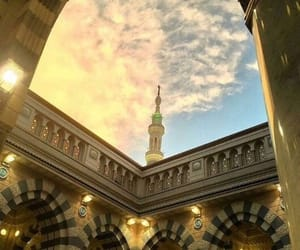 islam and mosquee image