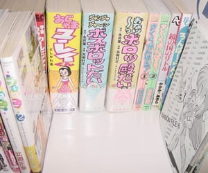 manga, japan, and pastel image