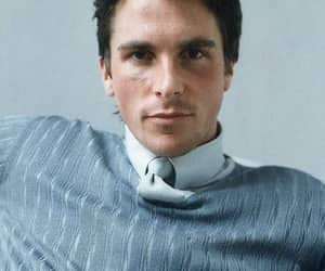 actor, christian bale, and handsome image