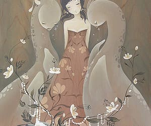 amy sol, art, and whimsical image