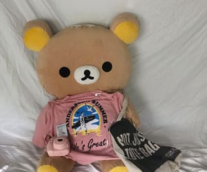 aesthetic, rilakkuma, and cute image