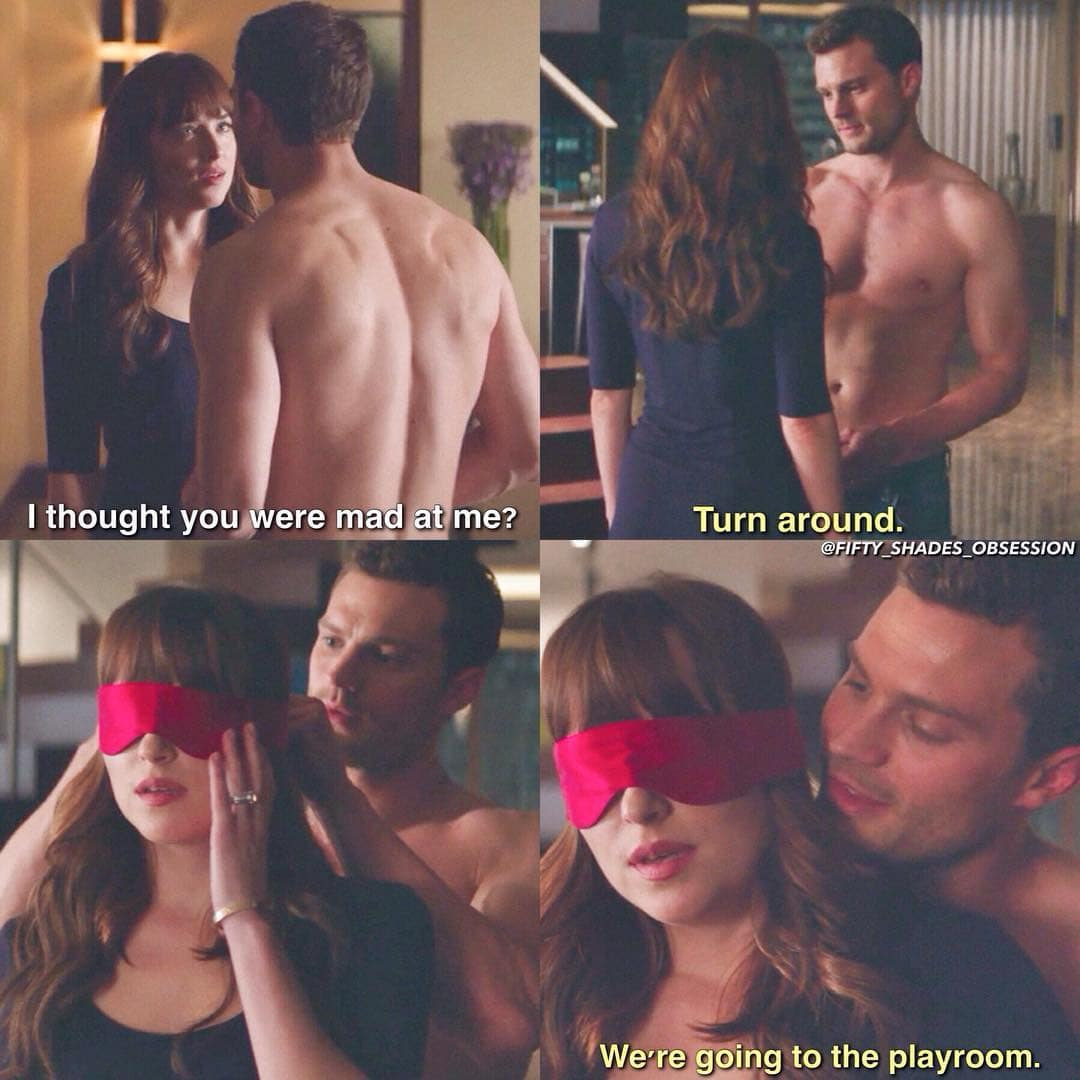 Image About Jamie Dornan In Fifty Shades Freed Quotes By Radha